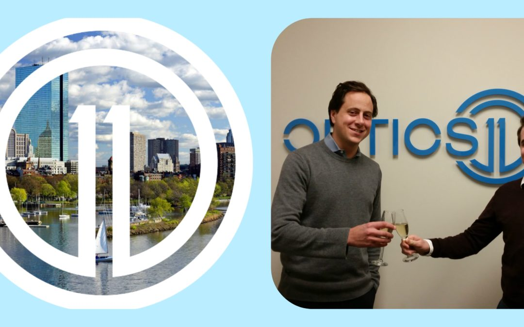 Optics11 opened its first sales office in the USA