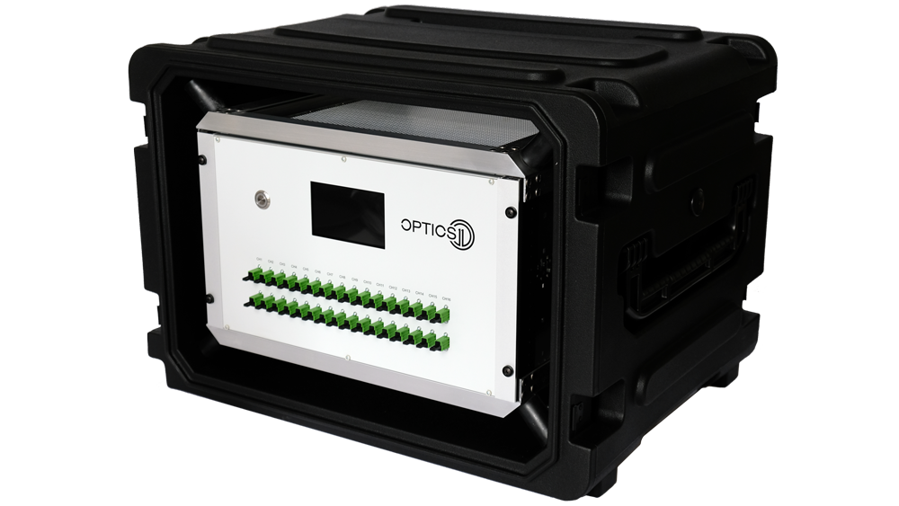 Optics11 releases OptimAE, world's first fiber optic Acoustic Emission system